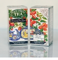 Metropolitan Tea Company Peach Apricot 30 Foil Wrapped Tea Bags