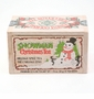 Metropolitan Tea Company Snowman Christmas Tea - Box of 25 Tea Bags