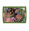 Michel Design Works Botanical Garden Large Decoupage Wooden Tray