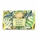 Michel Design Works Into the Woods Large Bath Soap Bar