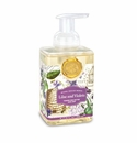 Michel Design Works Lilac and Violets Foaming Soap