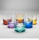 Moser Crystal & Art Glass Barware, Bowls & Vases