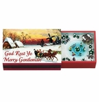 Mr. Christmas Matchbox Music Box Melodies - God Rest Ye Merry Gentlemen