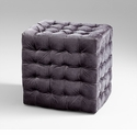 Mr. Muffet Ottoman by Cyan Design