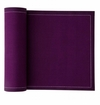 MyDrap Cotton Cocktail Napkin - 50 /roll - Aubergine