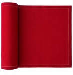 MyDrap Cotton Placemat 12 /roll - Lipstick Red