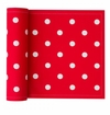 MyDrap Cotton Printed Luncheon Napkin - 20 /roll - Red Dots