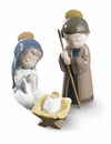 Nao by Lladro Nativity Figure