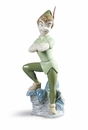 Nao by Lladro Peter Pan Disney Collection Figure