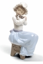 Nao by Lladro Porcelain A Big Hug Figurine (Special Edition)