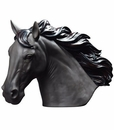 Nao by Lladro Porcelain Bust Of Horse Figurine