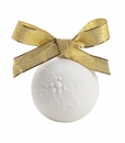 "Nao by Lladro Porcelain ""Christmas ball"" Figurine"