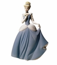 "Nao by Lladro Porcelain ""Cinderella"" Figurine"