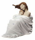 Nao by Lladro Porcelain Cozy Slumber Figurine