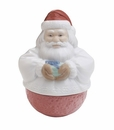 "Nao by Lladro Porcelain ""Deco santa (box)"" Figurine"
