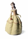 Nao by Lladro Porcelain Disney Princess Belle Figurine
