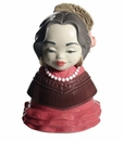 Nao by Lladro Porcelain Dolls Of The World Figurine - Spain