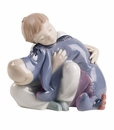 "Nao by Lladro Porcelain ""Dreams with Eeyore"" Figurine"