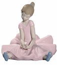Nao by Lladro Porcelain Dreamy Ballet Special Edition Figurine
