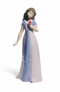Nao by Lladro Porcelain Elegant Pose Figurine (Special Edition)