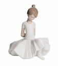 "Nao by Lladro Porcelain ""Finale pose"" Figurine"