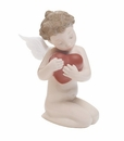 "Nao by Lladro Porcelain ""Forever in my heart"" Figurine"