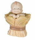"Nao by Lladro Porcelain ""From the harvest?"" Figurine"