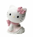 "Nao by Lladro Porcelain ""Hello Kitty"" Figurine"