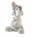 "Nao by Lladro Porcelain ""It's mine!"" Figurine"