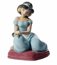 Nao by Lladro Porcelain Jasmine from Disney's Aladdin Figurine