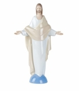 "Nao by Lladro Porcelain ""Jesus Christ"" Figurine"