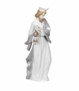 "Nao by Lladro Porcelain ""King Gaspar with cup"" Figurine"