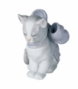 "Nao by Lladro Porcelain ""Kitty present"" Figurine"