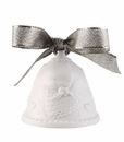 "Nao by Lladro Porcelain ""Little angel bell"" Figurine"