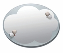 Nao by Lladro Porcelain Little Angels Mirror