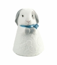 "Nao by Lladro Porcelain ""Little bunny (blue)"" Figurine"