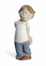Nao by Lladro Porcelain Love is�him Figurine