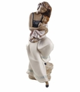 Nao by Lladro Porcelain My Little Girl Figurine