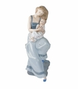 "Nao by Lladro Porcelain ""My little girl"" Figurine"