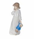 "Nao by Lladro Porcelain ""My Rag Doll"" Figurine"