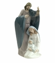 "Nao by Lladro Porcelain ""Nativity of Jesus"" Figurine"
