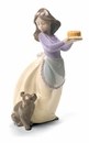 Nao by Lladro Porcelain Puppy's Birthday Figurine (Special Edition)
