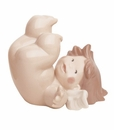 "Nao by Lladro Porcelain ""Roly-Poly!"" Figurine"