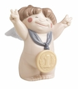 "Nao by Lladro Porcelain ""Simply the best"" Figurine"
