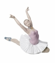 "Nao by Lladro Porcelain ""The art of dance"" Figurine"