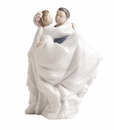 "Nao by Lladro Porcelain ""The perfect day"" Figurine"