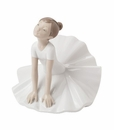 "Nao by Lladro Porcelain ""Thinking pose"" Figurine"