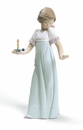 Nao by Lladro Porcelain To light the way Figurine (Special Edition)
