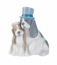 "Nao by Lladro Porcelain ""Together forever"" Figurine"