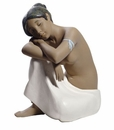 Nao by Lladro Porcelain Tranquil Moment
